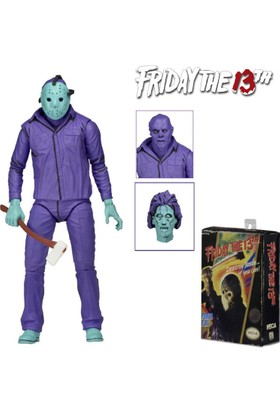 Neca Friday The 13Th: Jason Classic Video Game Figure