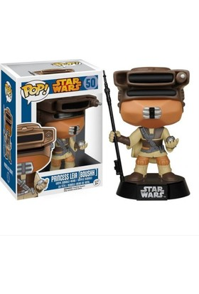 Pop Funko Star Wars Boushh Leia