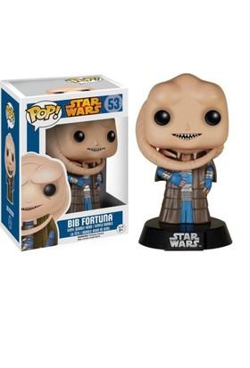 Pop Funko Star Wars Bib Fortuna