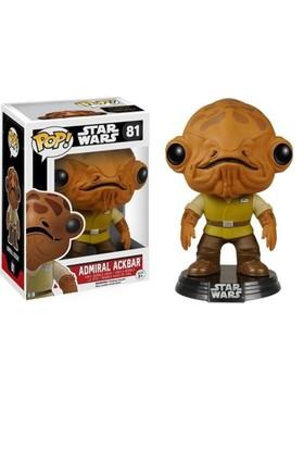 Pop Funko Star Wars Ep7 - Admiral Ackbar