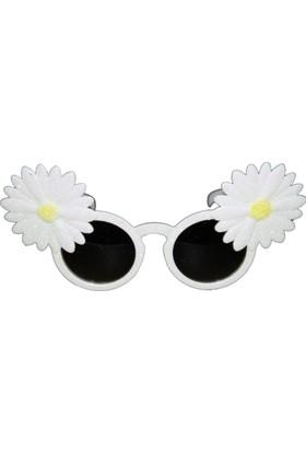 Papatya Figürlü Dekoratif Gözlük