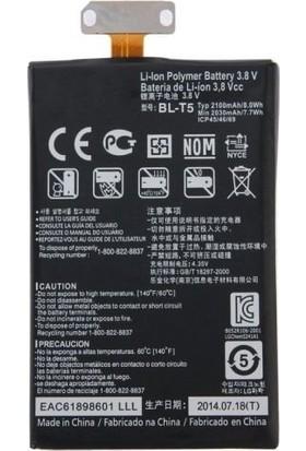 LG Nexus 4 2100 mAh Pil/Batarya BL-T5
