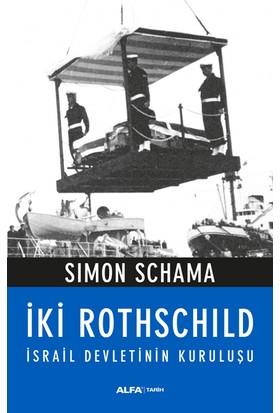 İki Rothschild (İsrail Devletinin Kuruluşu) - Simon Schama