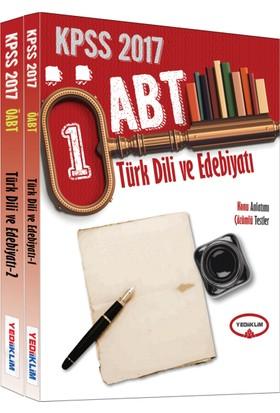 Yediiklim Yayınları Öabt 2017 Türk Dili Ve Edebiyatı Modüler Konu Anlatımlı