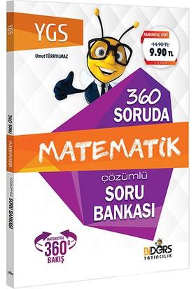 Biders Yayıncılık Ygs 360 Soruda Matematik Çözümlü Soru Bankası - Umut Türkyılmaz