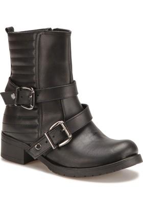 Kinetix A1307312 Siyah Kadın Çizme