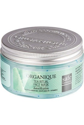 Organique Tea Ritual Yüz Maskesi 100 ml.