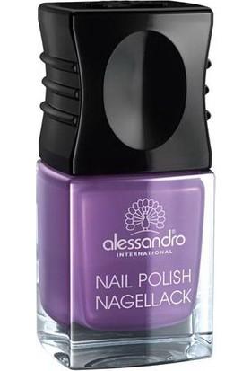 Alessandro Nail Polish Lucky Violet 10 ml.