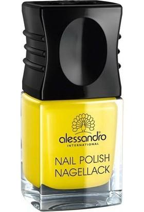 Alessandro Nail Polish Sunshine Reggae 10 ml.