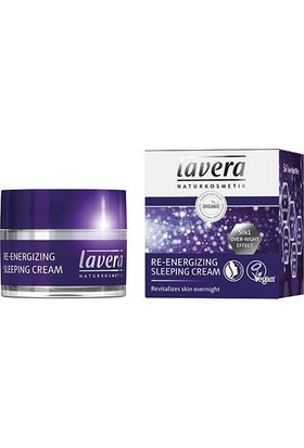 Lavera Re-Energizing Sleeping Cream 50 ml.