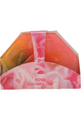 Bio Fresh Hand Made Soap - Rose 80 gr.