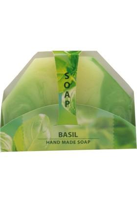Bio Fresh Hand Made Soap - Basil 80 gr.