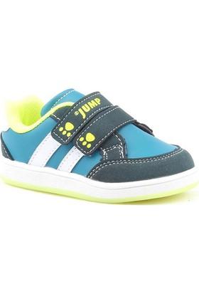 Jump 14147 Günlük Yürüyüş Cırtlı Erkek Çocuk Spor Ayakkabı