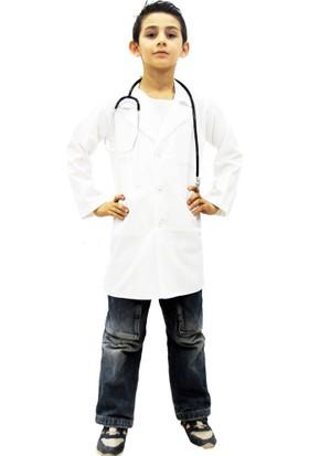 HKostüm Çocuk Doktor Önlüğü 10 - 12 - Yaş