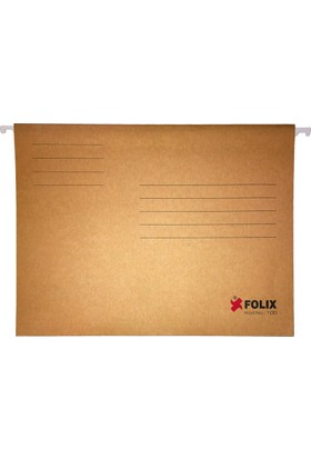 Folix 100 Askılı Dosya (Telli) 5'li Paket