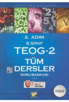 Fdd Yayınları 8. Sınıf 2. Adım Teog-2 Tüm Dersler Soru Bankası