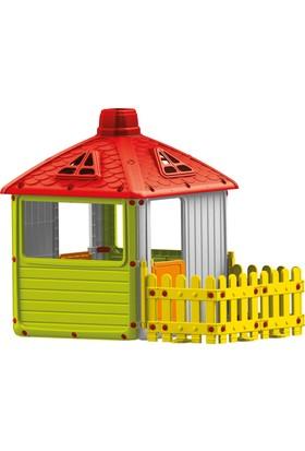 Dolu Şehir Evi Çitli