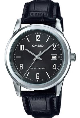 Casio MTP-VS01L-1B2DF Erkek Kol Saati (Güneş Enerjili)