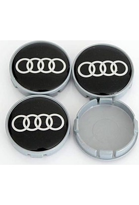 Wolcar Audi Jant Göbeği Universal 65 Mm