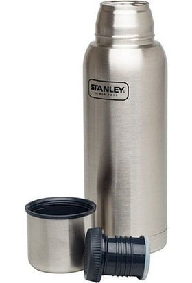 Stanley Adventure Vacuum Bottle 1Lt Gri Termos