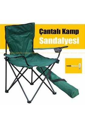 Touch Me Rejisör Kamp Koltuk Yeşil