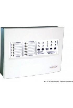 Mavili Ml-22102 2 Blg Konvan. Yang. Alarm Santrali