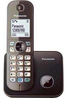 Panasonıc Kx-Tg 6811 Dect Telefon, Siyah
