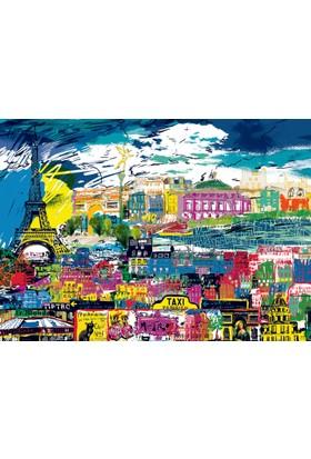 Heye Puzzle - I Love Paris - 1000 Parça