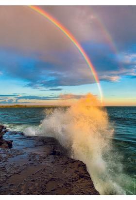 Heye Gökkuşağı (Rainbow) Puzzle (1000 Parça)