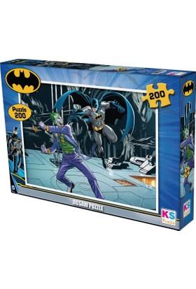 Ks Games 200 Parça Batman Puzzle