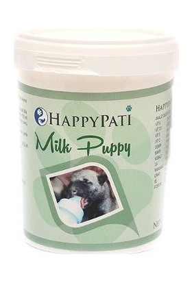 HappyPati Yavru Köpek Süt Tozu 200 gr