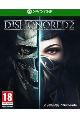 Bethesda Xbox One Dishonored 2