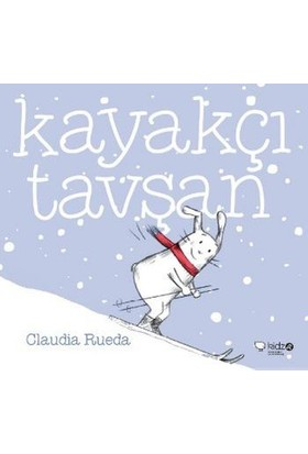 Kayakçı Tavşan - Claudia Rueda