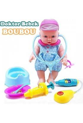 Sunman Sesli Doktor Bebek Boubou