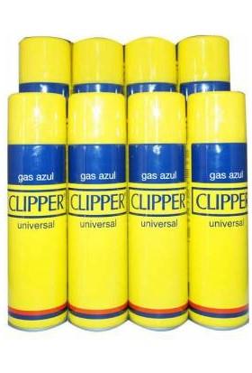Clipper Çakmak Gazı 8 li 250 ml