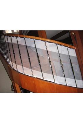 Hopim Kaliteli Büyük Boy 3,7 metre Merdiven ve Balkon Güvenlik Filesi