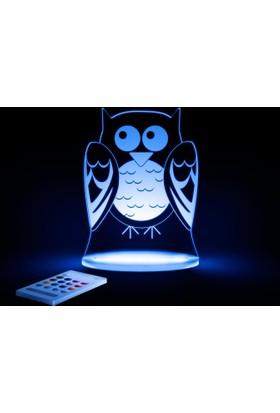Aloka Sleepylight Baykuş Gece Lambası