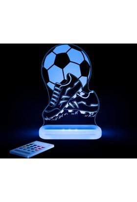 Aloka Sleepylight Futbolcu Gece Lambası