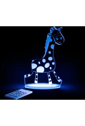Aloka Sleepylight Zürafa Gece Lambası