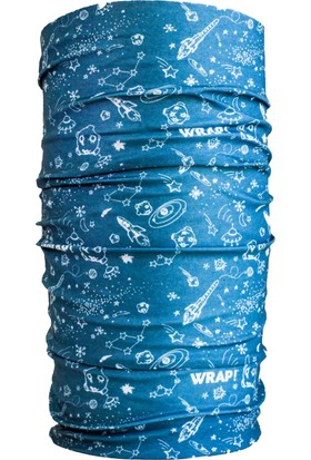 Wrap Space Uv Korumalı Bandana