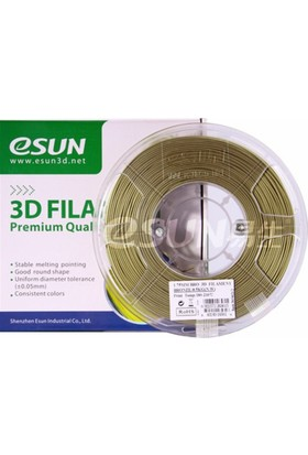 eSUN Bronz Filament 3 mm 0,5Kg 3D Printer