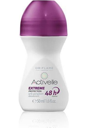 Oriflame Activella Extreme Bayan Roll - On Deodorant - 50 ml