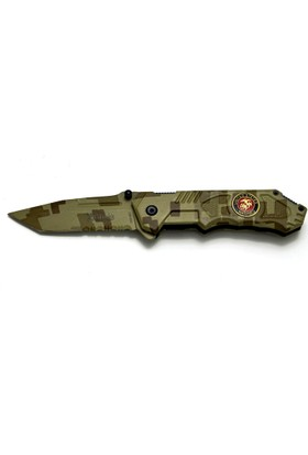 Columbia FST-401 Navy SEALs Tactical Knife