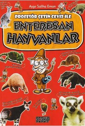 Profesör Çetin Ceviz İle Enteresan Hayvanlar