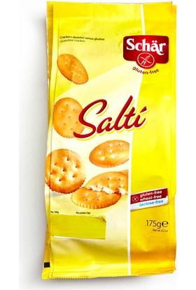 Schar Glutensiz Tuzlu Kraker 175 Gr.