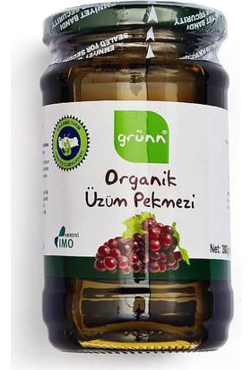 Grünn Organik Üzüm Pekmezi 380 Gr.