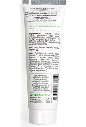 Urtekram Organik Diş Macunu - Aloe Veralı 75 Ml.