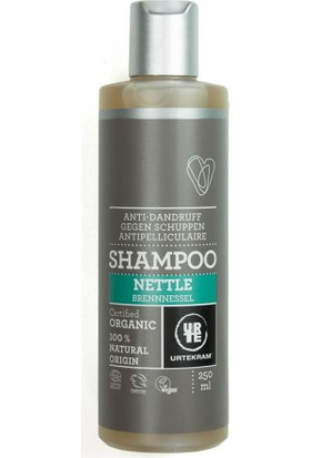 Urtekram Organik Isırgan Otu Şampuanı - Kepekli ve dökülen saçlar için özel bakım