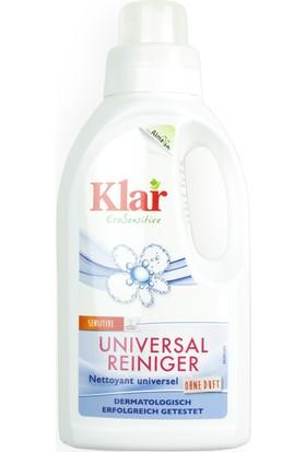 Klar Organik Genel Ev Temizleme Sıvısı 500 Ml.
