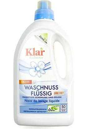 Klar Organik Çamaşır Yıkama Sıvısı 1.5 Kg.